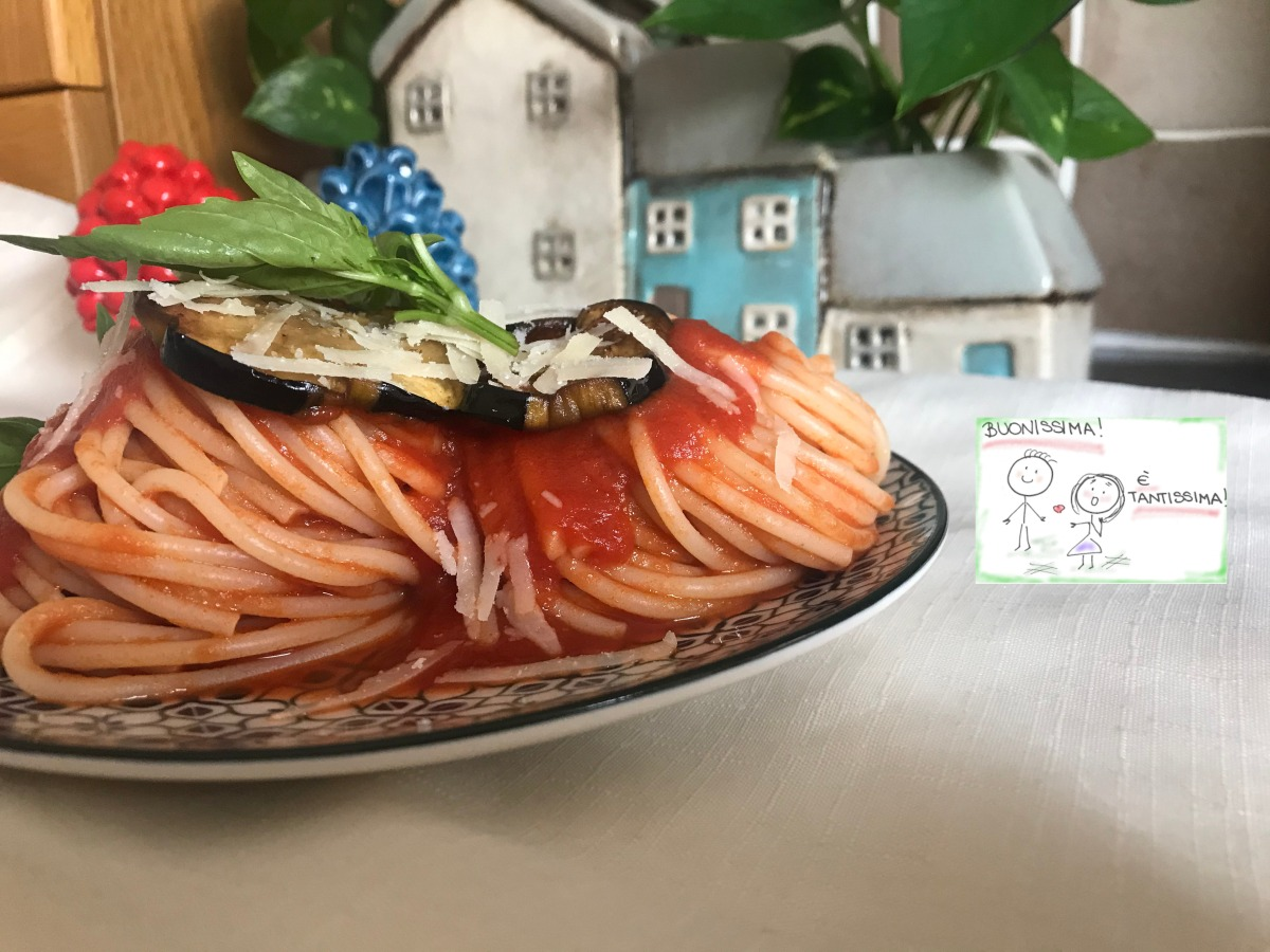 Pasta alla Norma: something you need totry